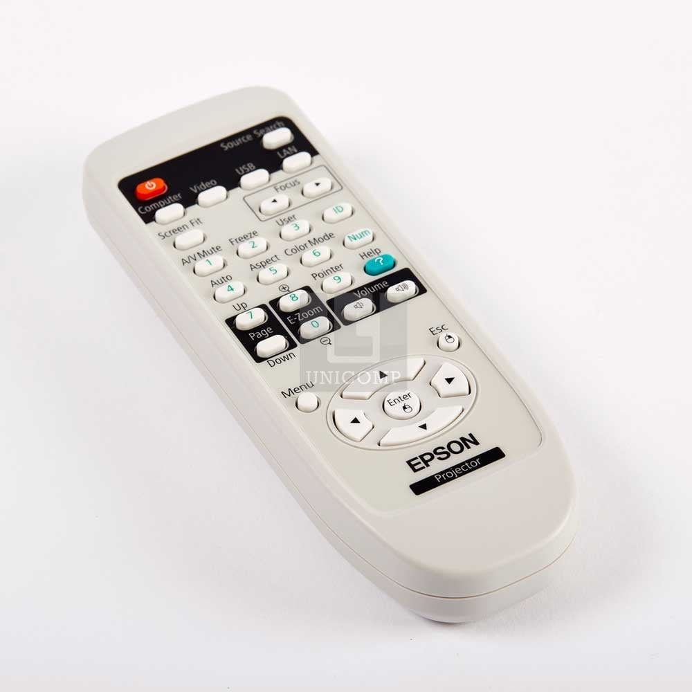 Epson Remote Controls Eb W04 Projector