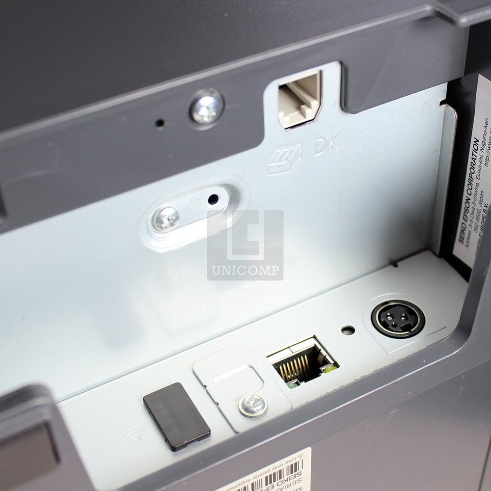 Epson TM-T20II RECEIPT PRINTER (Ethernet/USB) (C31CD52007A0) - BRAND NEW,  IN BOX