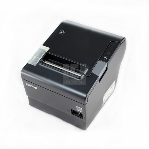 Epson TM-T88VI RECEIPT PRINTER (SERIAL,USB,ETHERNET) - BRAND NEW, IN BOX (C31CE94112A0)