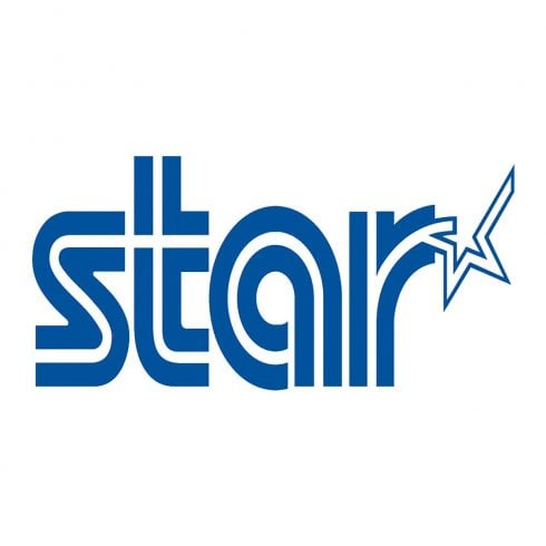Star Micronics SPARE PART - REAR COVER UNIT TSP143 GRY - 37450570